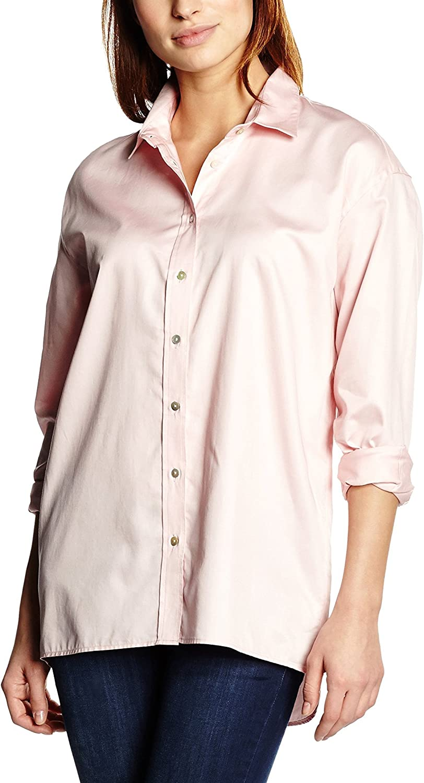 Caramelo Camisa Mujer Rosa Claro XL: Amazon.es: Ropa y accesorios