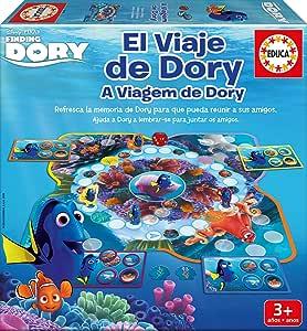 Buscando a Dory - El Viaje de Dory, Juegos de Mesa (Educa Borrás ...