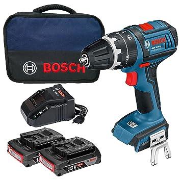 Bosch GSB 18V-LI Professional - Taladro atornillador ...