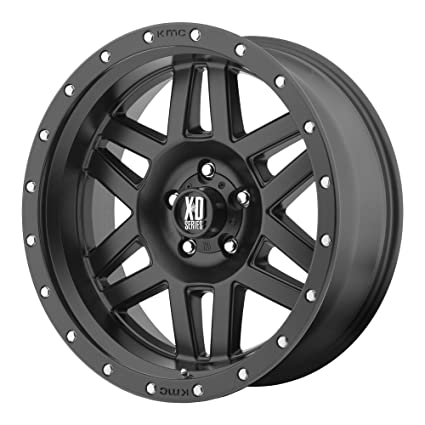 amazon xd series by kmc wheels xd128 machete satin black wheel 1939 Jeep Wrangler xd series by kmc wheels xd128 machete satin black wheel 20x9 quot 8x165