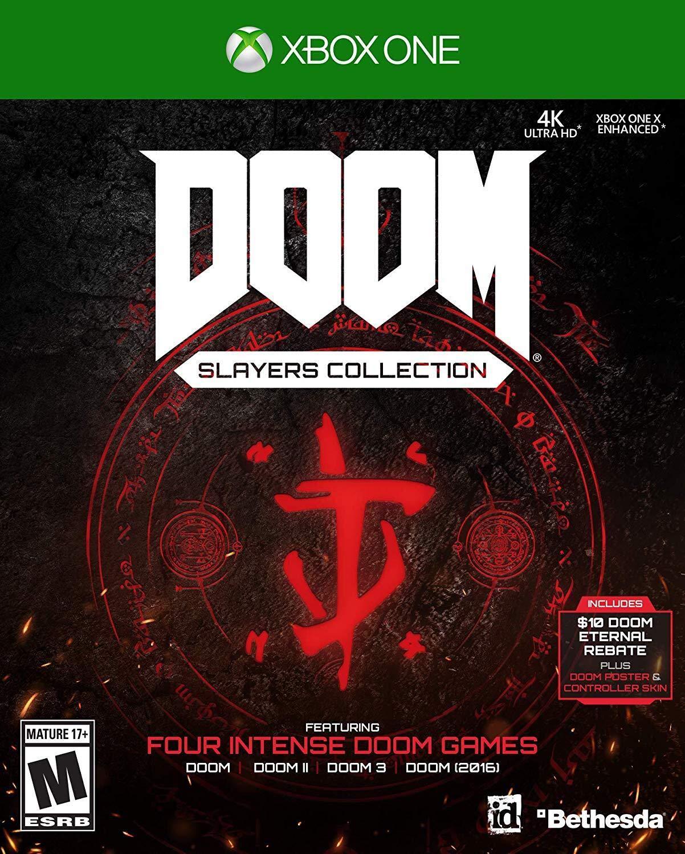 Doom Slayers Club Collection for Xbox One [USA]: Amazon.es: Bethesda: Cine y Series TV