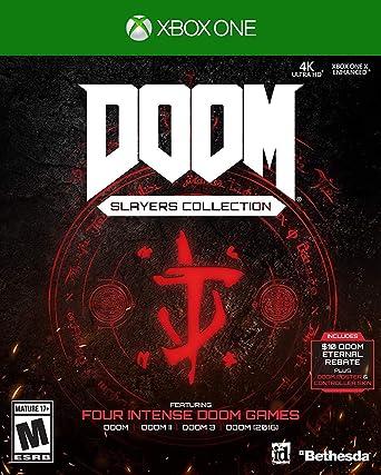 Doom Slayers Club Collection for Xbox One [USA]: Amazon.es ...