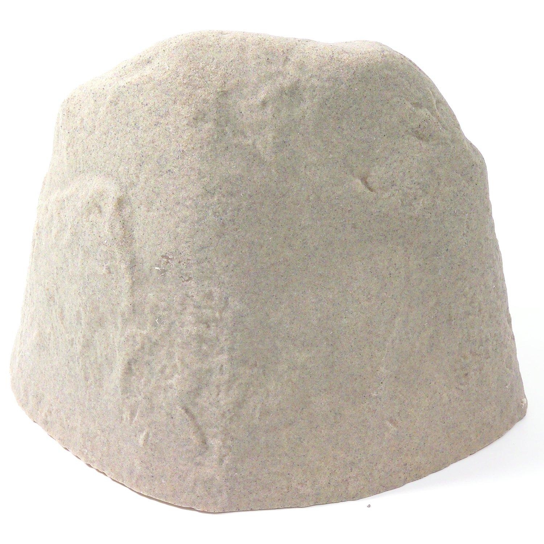 Emsco Group Landscape Rock - Natural Sandstone Appearance - Medium - Lightweight - Easy to Install