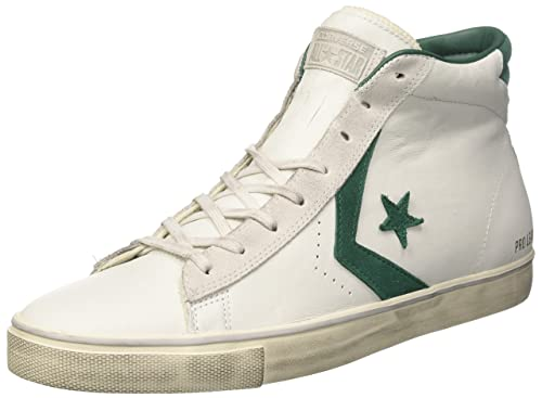 Mens 158930c Hi-Top Trainers, Bianco (White Dust/A.Green/Mouse) Converse