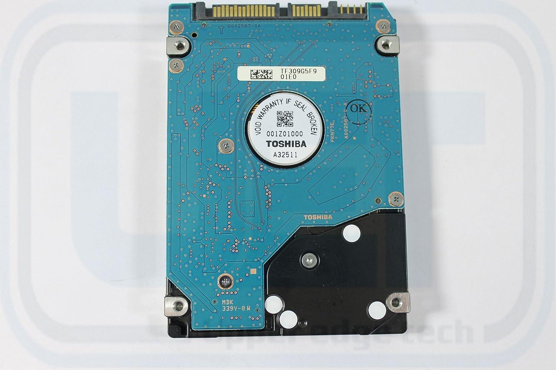 Dell M7RDY MK1656GSYF 2.5 SATA 160GB 7200 C//F Toshiba Laptop Hard Drive Latitude D630
