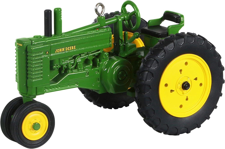 Hallmark Keepsake Christmas Ornament 2020, John Deere Model A Tractor, Metal