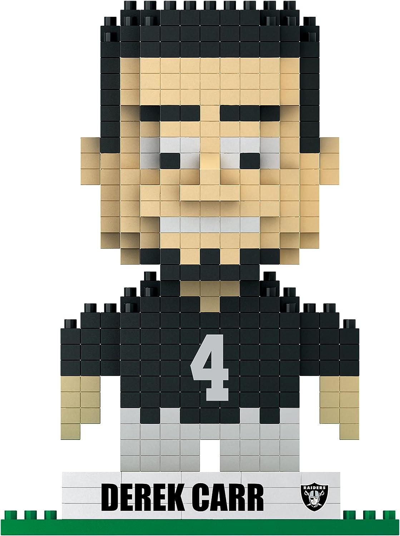 Oakland Raiders Carr D #4 3D Brxlz Player