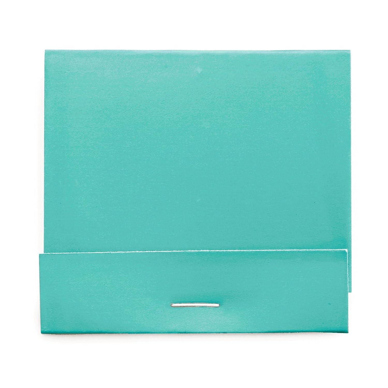 Robins Egg Blue Weddingstar 41092-33 Plain Matchbook Decorative Item