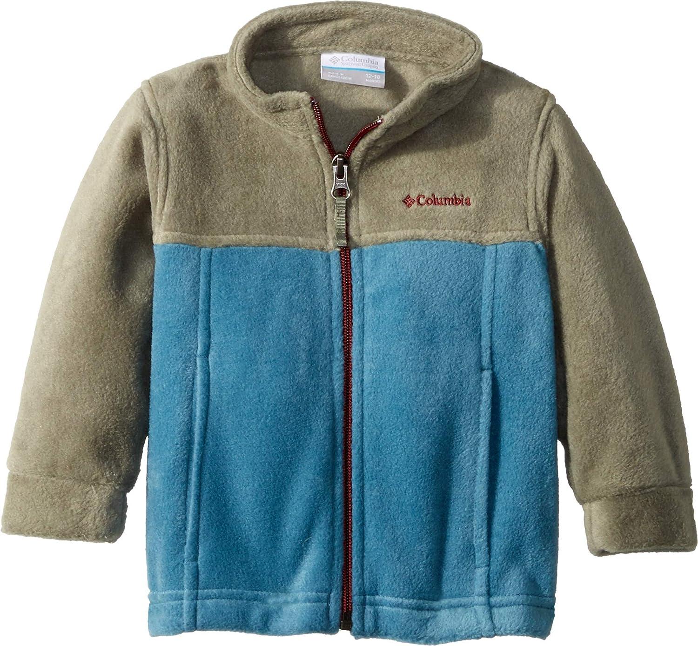 ce59c486f Amazon.com  Columbia Kids Baby Boy s Steens Mt¿ II Fleece (Infant ...