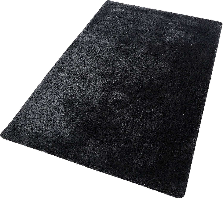 ESPRIT Relaxx Moderner Markenteppich, Polyester, Steel Grau, 230 x 160 x 2.5 cm