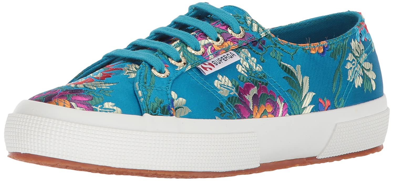 Superga Women's 2750 Korelaw Sneaker B0777XG8QX 37 M EU (6.5 US)|Turquoise