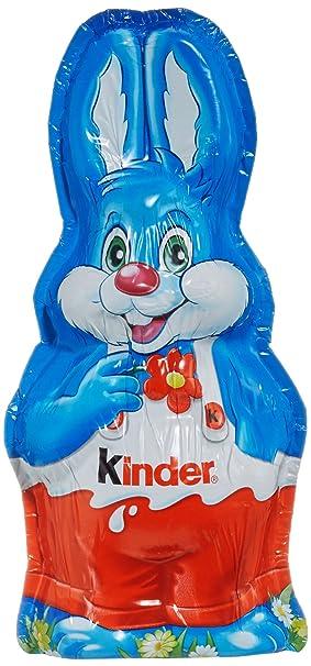 Kinder Cioccolato Coniglio Di Pasqua 55g Confezione Da 6 Amazon