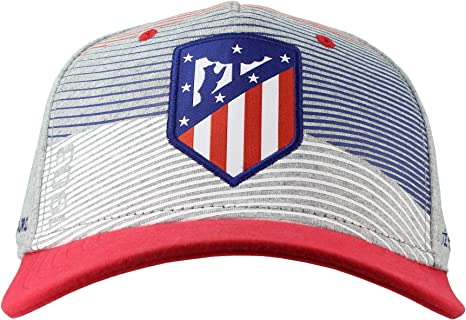 Atlético de Madrid Gorra Adulto Gris, Azul Marino y Rojo Producto ...