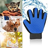 Pet Grooming Glove - Massage Magic Hair Remover