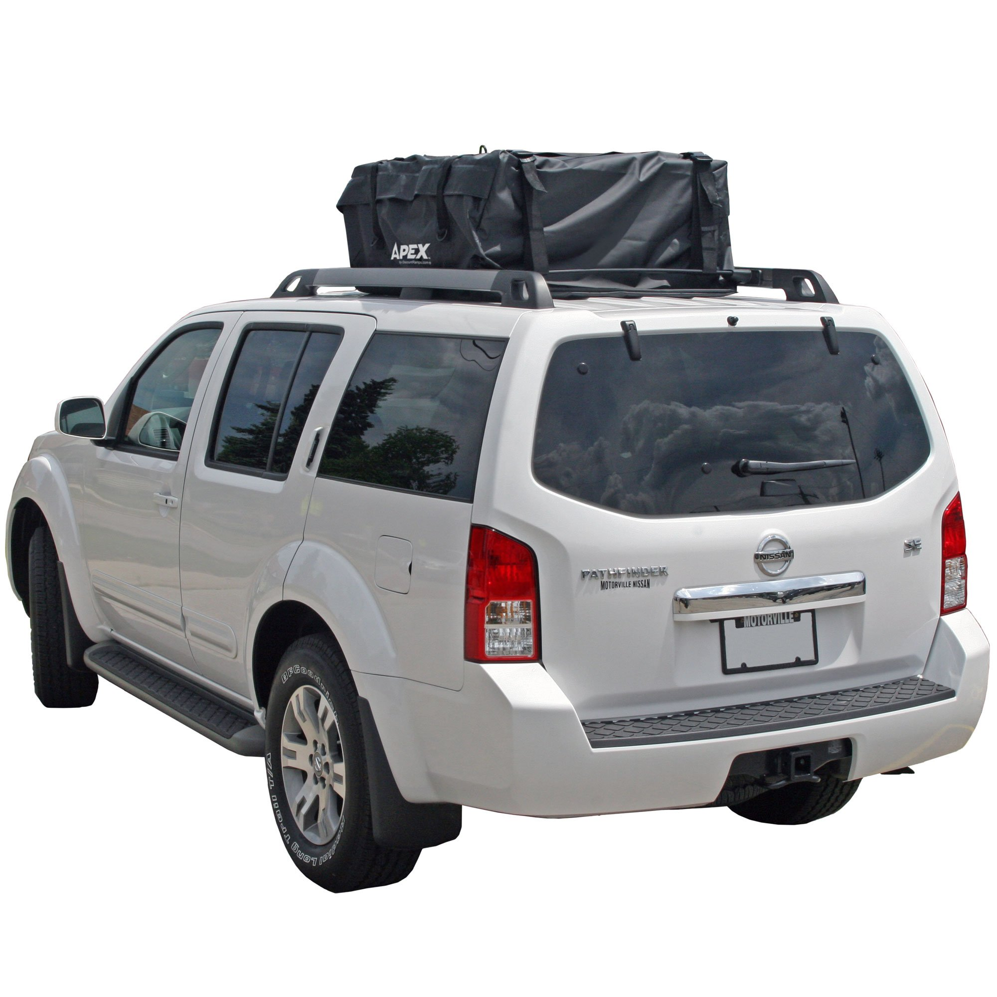 door the edmonton jk and wrangler platforms car rhino for alberta platform rack pioneer on jeep large racks backbone luggage