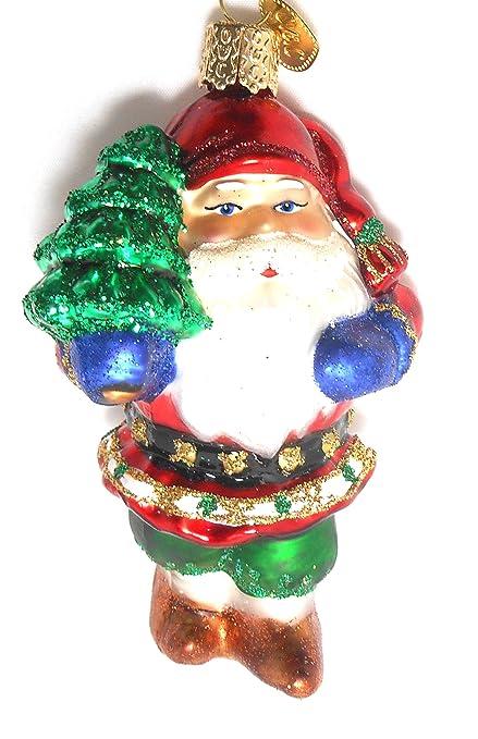 merck familyold world christmas tomte ornament - Merck Family Old World Christmas