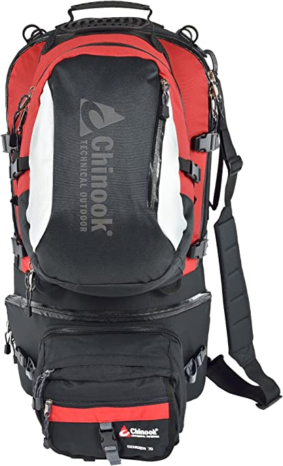 Chinook Rainier Internal Frame Expedition Pack