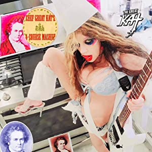 The Great Kat - Chef Great Kat's 4-Course Mashup