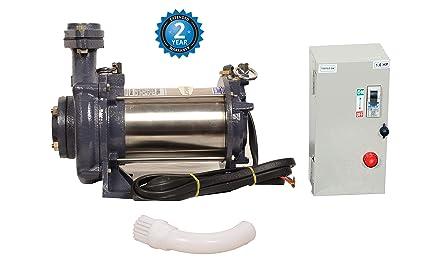 AquaForce 1HP openwell Submersible Pump: Amazon in: Garden