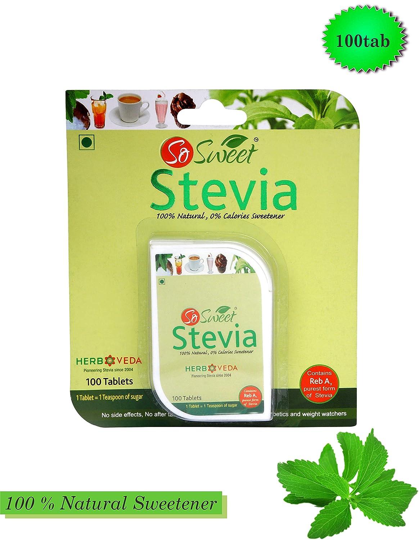 Stevia: sweet but NOT harmful 61