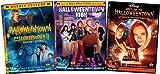 The Complete Witches Series Halloweentown Disney Halloween Magic 1 & 2 Kalabar's Revenge + Halloweentown High School & Return to Halloweentown Teen family fun 4 Feature Movies Treat Pack