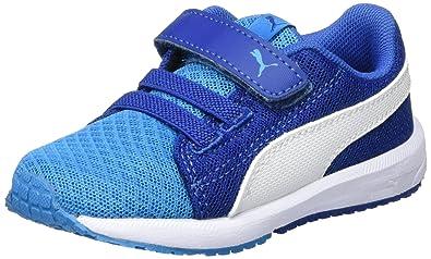 Puma Carson Runner Mesh Ve V Inf, Sneakers Basses Mixte