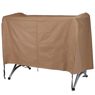 Duck Covers Essential Water-Resistant 90 Inch Canopy Swing Cover : Garden & Outdoor