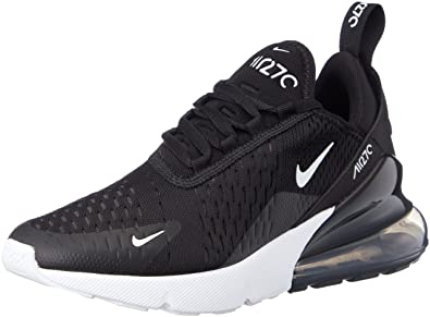 NIKE Women's WMNS Air Max 270, Black/Anthracite-White, ...