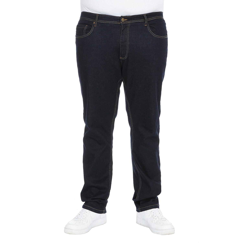 Cargo Bay Mens Plus Size Stretch Denim Jeans