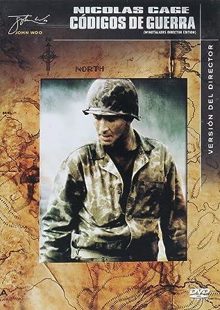 Codigos de Guerra (2 Discos): Nicolas Cage Sergeant Joe