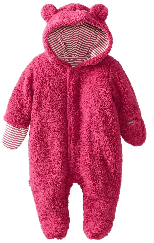 Magnificent Baby Hooded Bear Pra Months Mocha Newborn 1-Pack