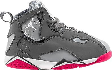 Jordan Nike True Flight GT baby-girls fashion-sneakers 645071 (9 M US