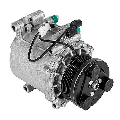 succebuy AC Compresor para Mitsubishi Galant Eclipse AC Compresor embrague 2.4L aire acondicionado Compresor 2004