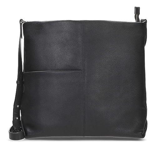Mujer Bolsos Negro Tallow black Park Bandolera Leather Clarks 8qwHFRI8