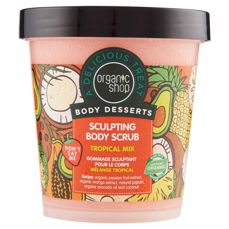 Organic Shop Scrub Corpo Modellante Tropical Mix - 680 Grammi EuroBio Lab 4744183012097