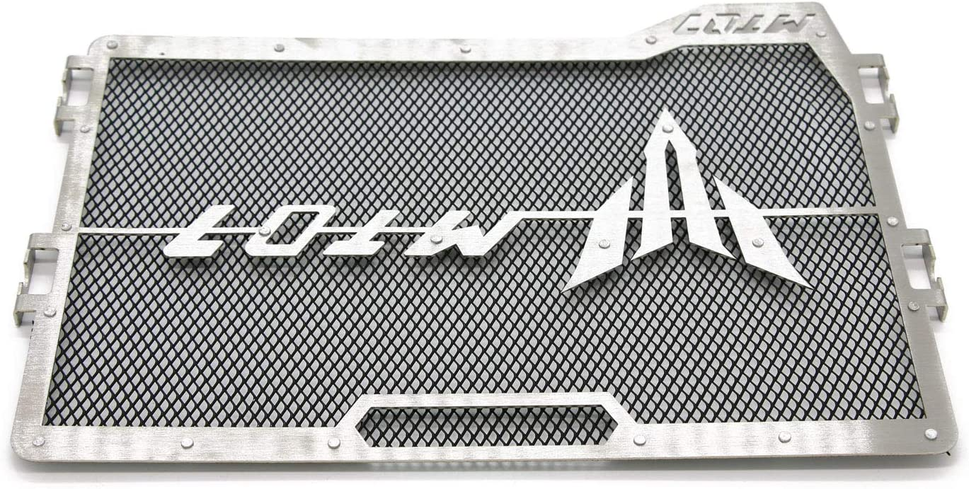 COPART MT 07 Radiator Guard Grille Protective Cover for Yamaha MT-07 MT07 2014 2015 2016 2017 2018 Red