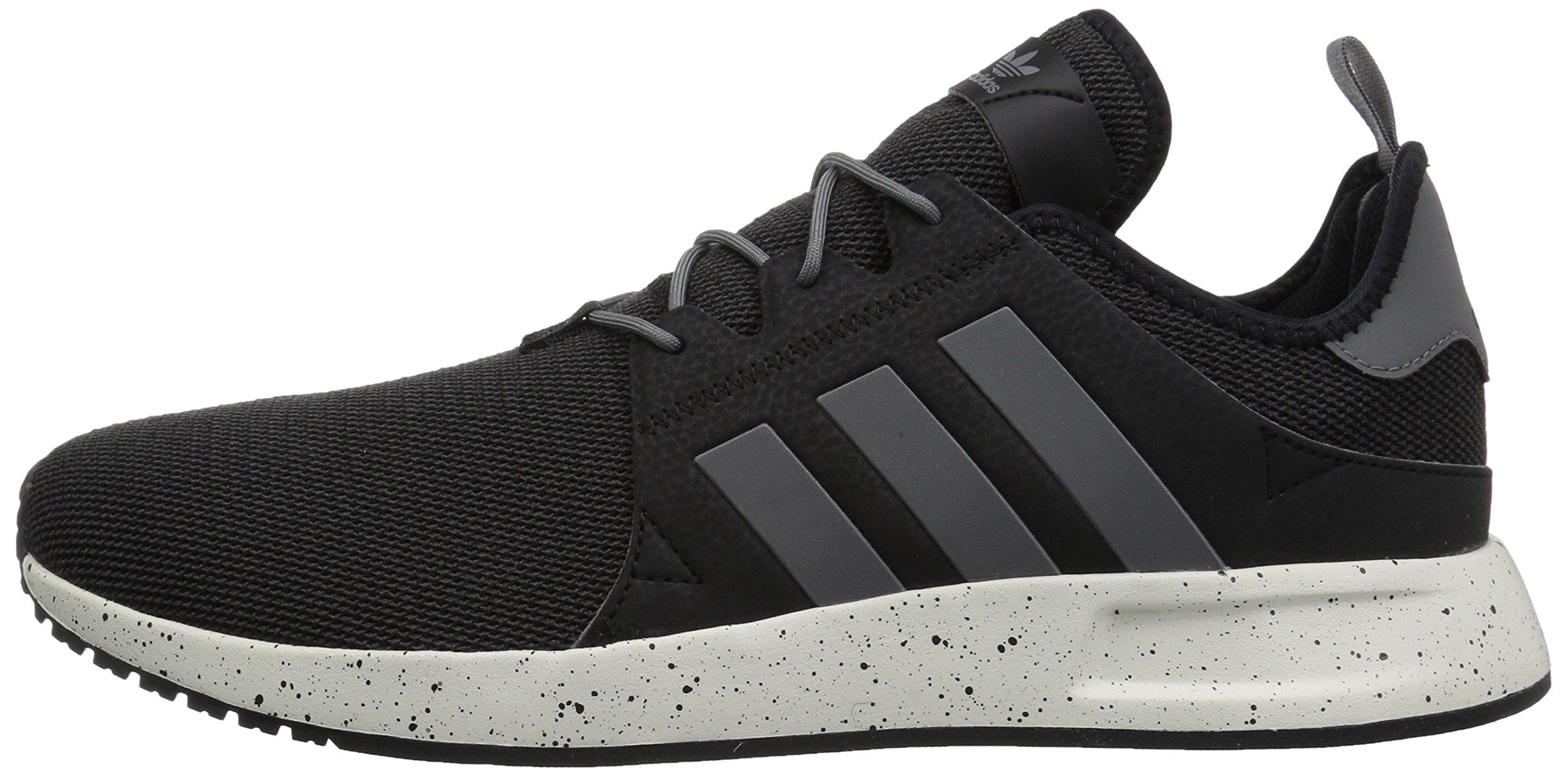 adidas Originals Mens X_PLR Running Shoe Sneaker Grey/Black, 4.5 M US by adidas Originals (Image #5)