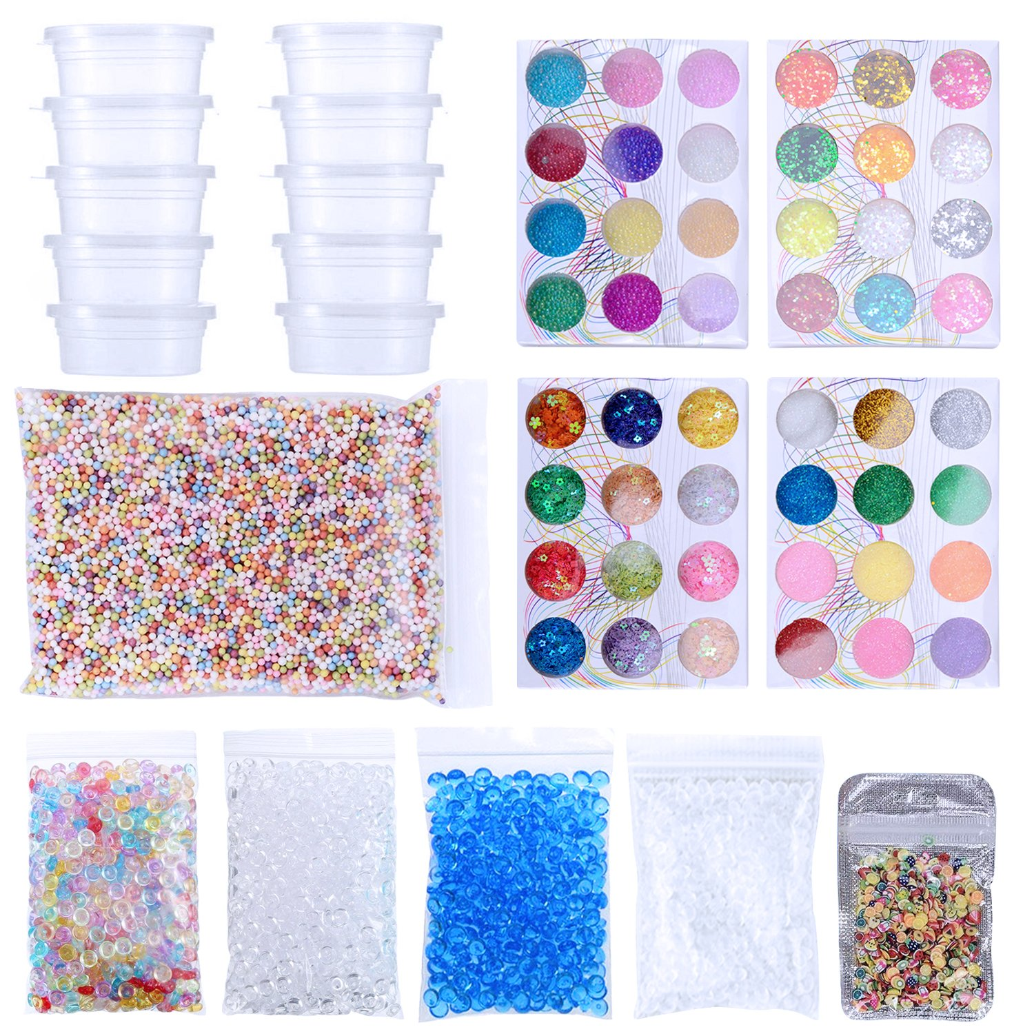 Slime Supplies Kit