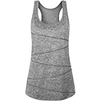 Unbranded BBX Lephsnt Yoga Tank Top, Activewear Running Workouts Clothes for Women