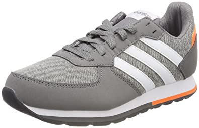 uk availability a8fe9 50e79 Adidas 8k K, Zapatillas de Deporte Unisex niños  Amazon.es  Zapatos y  complementos