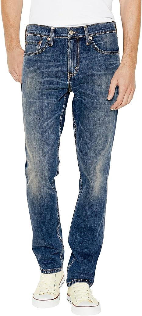 Levi/'s 511 Slim-Fit Men/'s Stretch Jeans Black Stone NEW MSRP $70