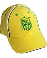 CASQUETTE FCNA - Collection officielle - FC NANTES ATLANTIQUE - Canaris - Football Ligue 1