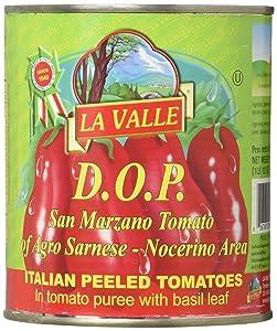 La Valle San Marzano D.O.P. Tomatoes (9-pack)