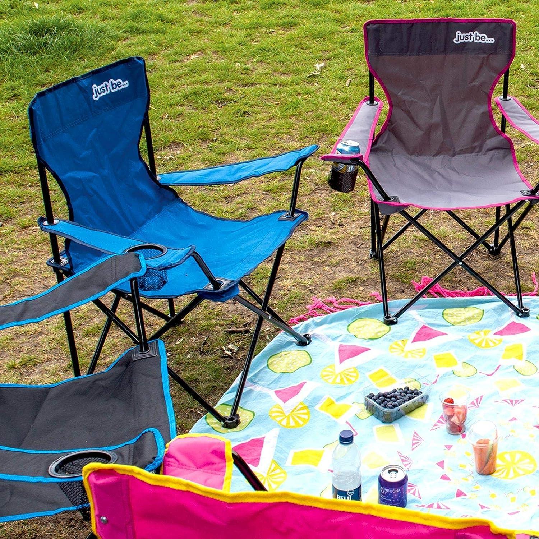 just be.../® Silla de acampada plegable