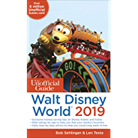 Unofficial Guide to Walt Disney World 2019 (The Unofficial Guides) (English Edition)