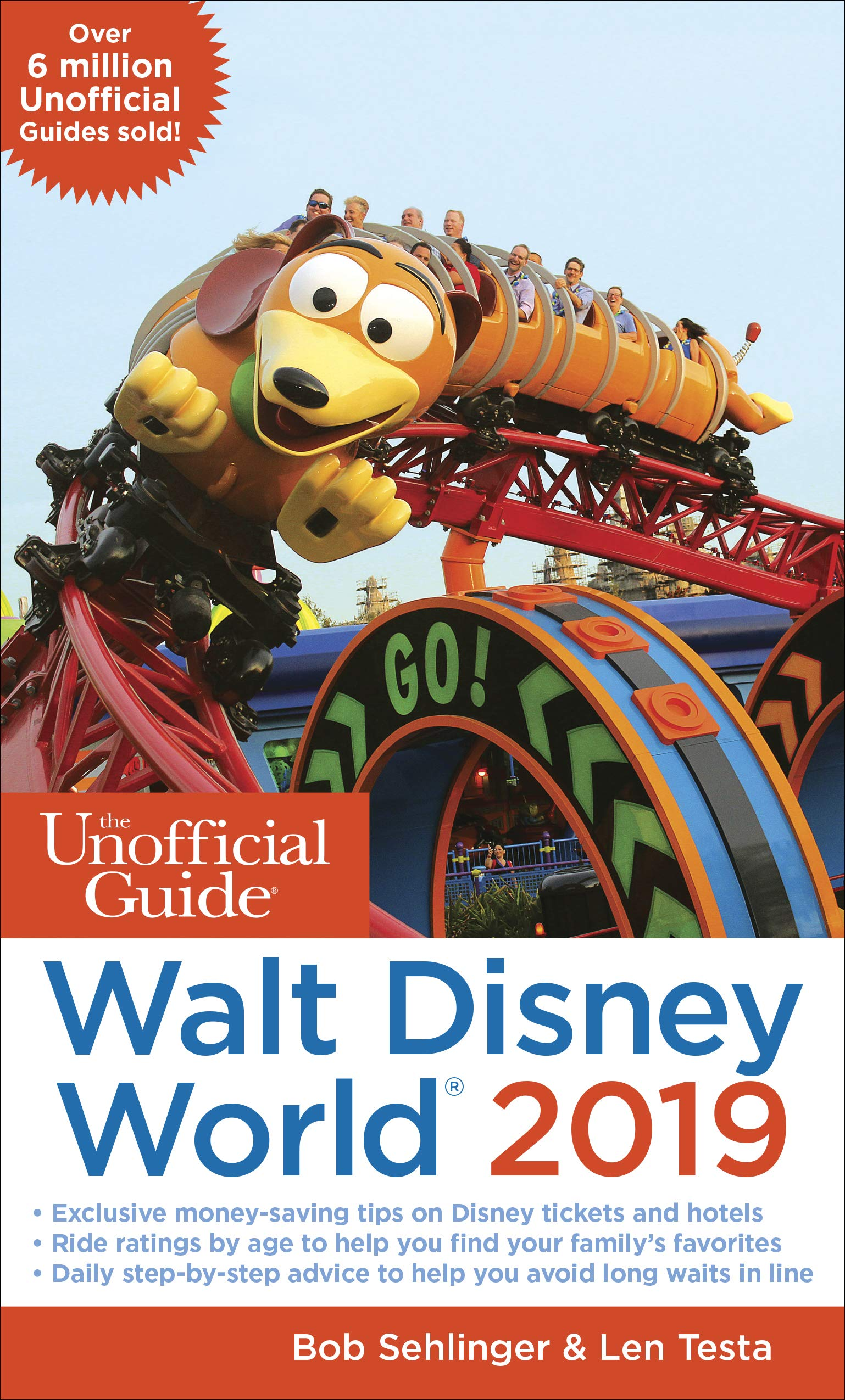 Unofficial Guide to Walt Disney World 2019 (The Unofficial