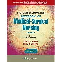 Brunner & Suddarth's Textbook of Medical - Surgical Nursing (Set of 2 Volumes)