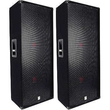RSG124 Loudspeakers