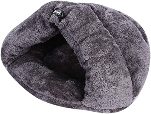 Pet House Bed Indoor Portable Soft Warm Winter Sleeping Cushion Mat Portable Room for Small Medium Dog Cat Animals