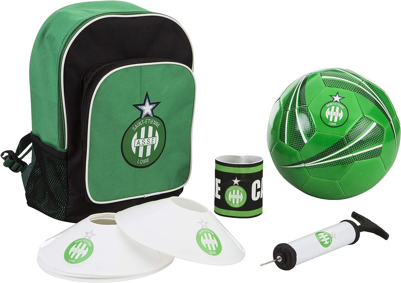 Brassard ASSE Ballon Pompe Collection Officielle AS Saint Etienne Football Kit Sac coupelles